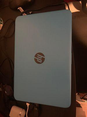 HP Stream 14 Laptop. Intel Celeron N3060 @ 1.60GHz. 4GB. 32GB. Windows 10. for Sale in San Diego, CA