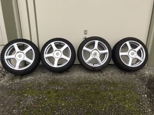 Set of 4 Snow Tires/Rims for Sale in Kirkland, WA