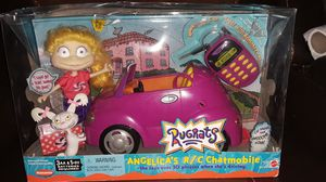 2001 Rugrats Angelica's R/C Chatmobile for Sale in Mercedes, TX