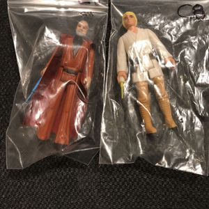 Star Wars Action Figures for Sale in San Rafael, CA