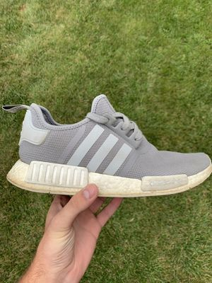 Adidas NMD R1 Solid Grey for Sale in Whiteland, IN