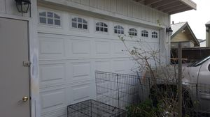 Garage door with everything for Sale in San Leandro, CA