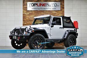 2011 Jeep Wrangler for Sale in Dallas, TX