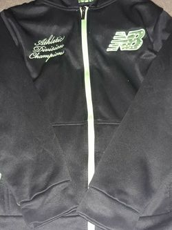 New Balance,polyester Zip Jacket. Size:medium In Boys for Sale in West Valley City,  UT