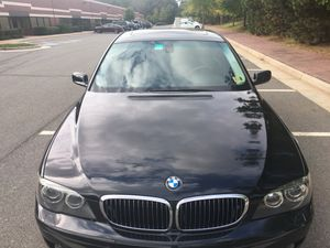 2008 BMW 7 Series for Sale in Herndon, VA