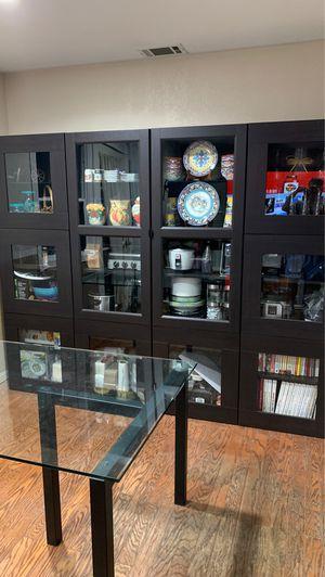 IKEA Besta Shelf Units(4) for Sale in San Diego, CA
