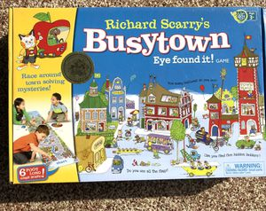 Busy town game for Sale in San Juan Capistrano, CA