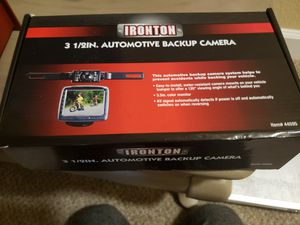 Backup camera (never used) for Sale in Cary, NC