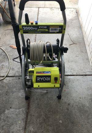 2000 psi electric pressure washer for Sale in Pomona, CA