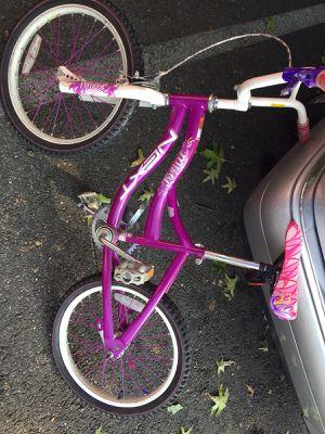 Purple girls bike for Sale in Washington, DC