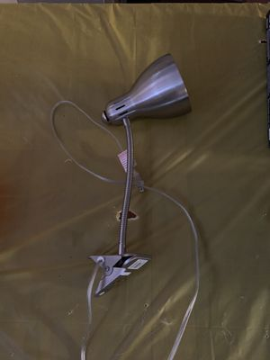 Clip lamp for Sale in Chicago, IL