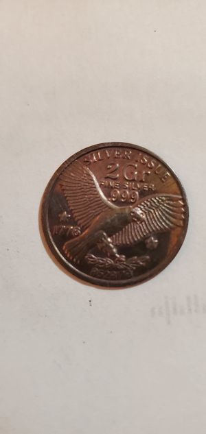 Silver coin for Sale in Gravette, AR