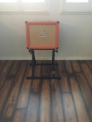 Orange Rocker 15 Amp $625 for Sale in San Diego, CA