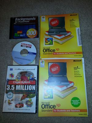 Software bundle and office supplies for Sale in Columbus, OH