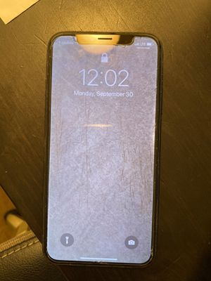Great working IPhone X for Sale in Litchfield Park, AZ