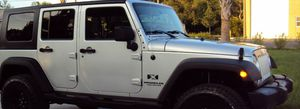 Fullyy a/c 07 Suv Jeep V6 4X4 $1800 Wrangler Unlimited for Sale in San Francisco, CA