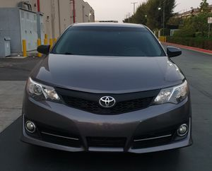 TOYOTA CAMRY SPORT 2014 TITULO SALVAGE for Sale in Vernon, CA