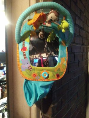 Crib mirror and singing attachment for Sale in St. Louis, MO