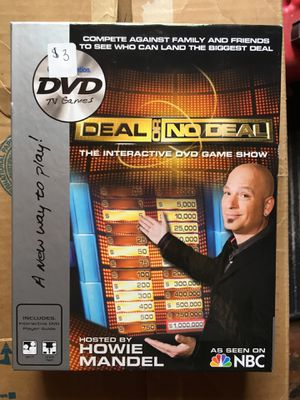 Deal or No Deal DVD Edition game for Sale in Lebanon, TN