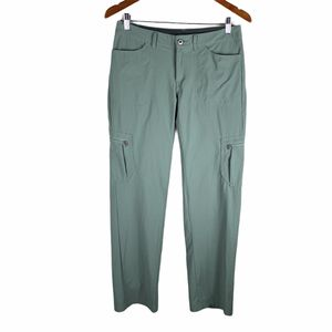 Patagonia Green Ankle Hiking Pants Size 4 for Sale in Olympia, WA