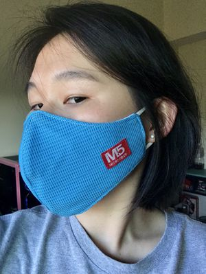 Fabric Face Masks, 3 layers Face Cover, Made in Vietnam for Sale in Garden Grove, CA