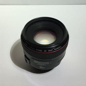 Canon 50mm 1.2 for Sale in Silverdale, WA