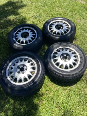 Rims and tires for Sale in Ontario, CA