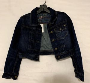 Ladies Denim Jacket **PICK UP IN OAK CLIFF** for Sale in Dallas, TX
