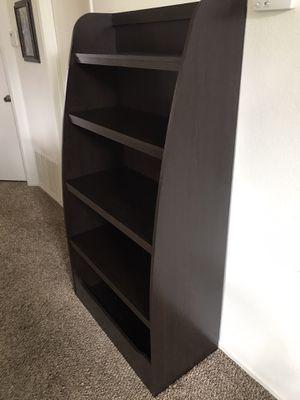 Ameriwood Espresso 4-shelf Bookcase for Sale in Temecula, CA