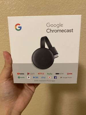 Chromecast for Sale in Hayward, CA