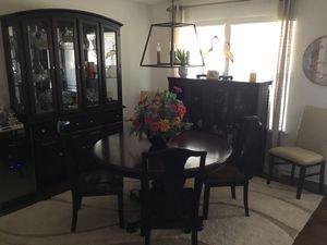 11 piece upscale dining room set for Sale in Millsboro, DE