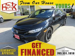 2017 Honda Civic Hatchback for Sale in Manassas, VA