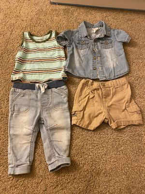 Baby boy clothes 💙 for Sale in Chula Vista, CA