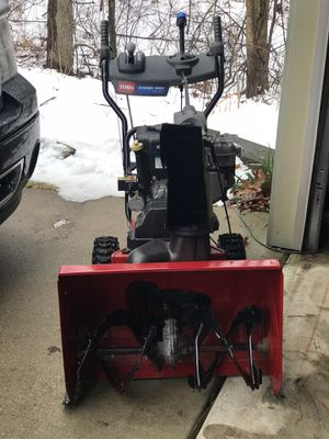 Toro snowblower for Sale in Paw Paw, MI