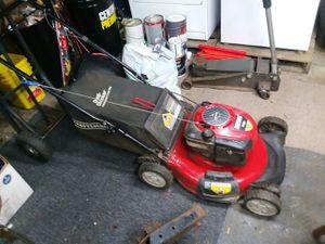 Craftsman push mower for Sale in Haddam, CT