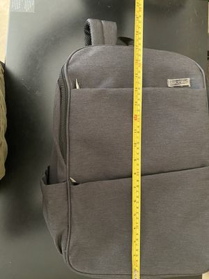 Gray Backpack. Cushioned Laptop Compartment. Like new for Sale in Las Vegas, NV
