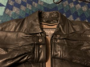 Wilson motorcycle jacket large for Sale in Seattle, WA