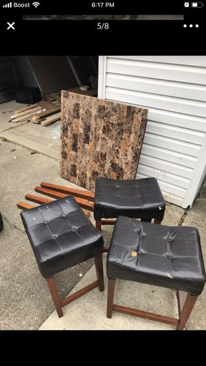Table set for Sale in Westland, MI