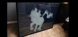 Glass portrait for Sale in Phoenix, AZ
