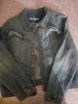 Cat and jack denim jacket for Sale in Whittier, CA
