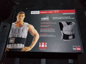 Weight Vest for Sale in San Jose, CA