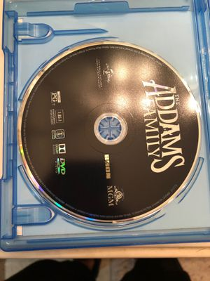 Adams family movie DVD only for Sale in Fort Worth, TX