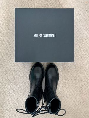 Ann Demeulemeester Boots Size 38 for Sale in Arlington, VA