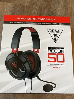 Turtle Beach Recon 50 Gaming Headset for Sale in Los Angeles,  CA