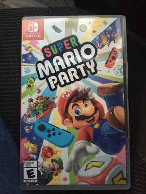 Mario Party Nintendo Switch for Sale in San Pablo, CA