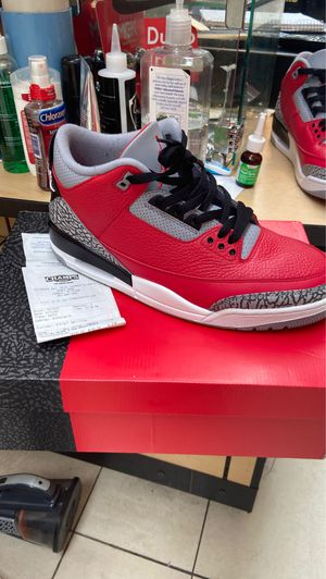 Air Jordan 3 retro se (size 12) for Sale in Humble, TX