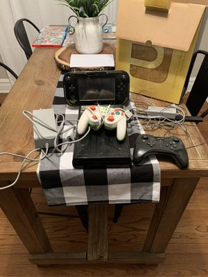 Nintendo Wii U bundle for Sale in Oakbrook Terrace, IL