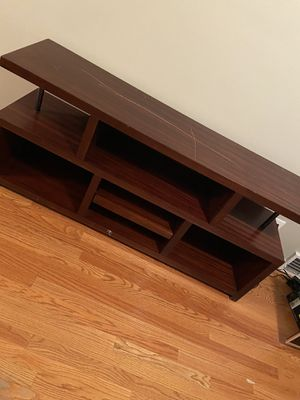 COASTER tv stand for free!! for Sale in Chicago, IL