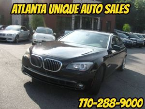 2009 BMW 7 Series for Sale in Norcross, GA