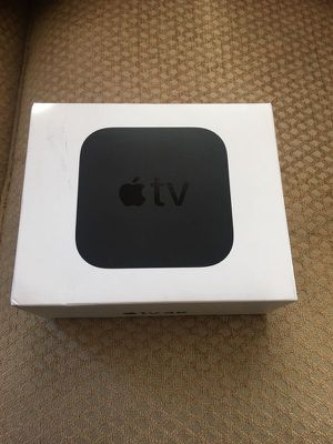 Like New Apple TV 4K 64GB Model for Sale in Boston, MA